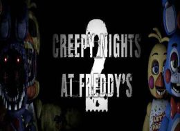 creepy nights at freddy's 2 download on fangamejolt