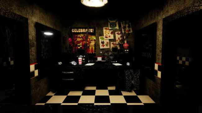 Free Download Creepy Nights at Freddy's for PC