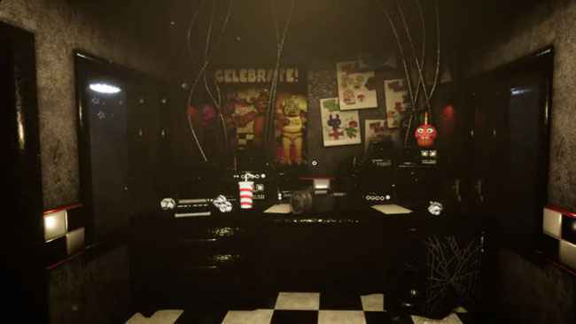 Download Creepy Nights at Freddy's at Fangamejolt