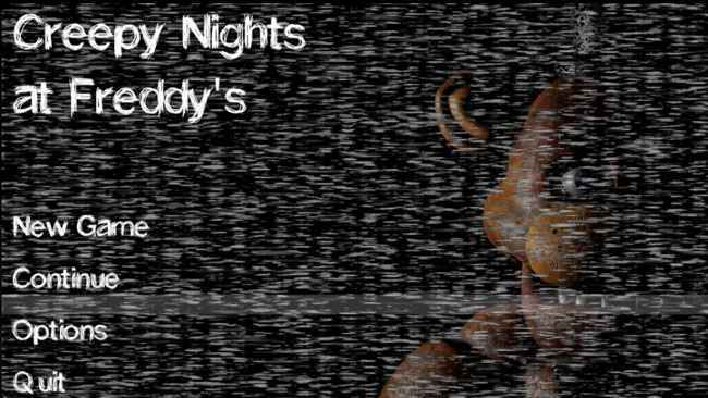Creepy Nights at Freddy's Download Free at Fangamejolt