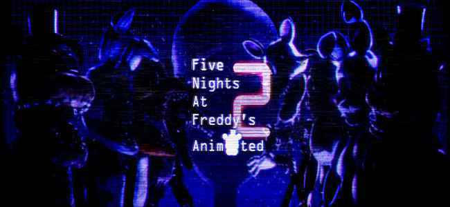 Five Nights At Freddy's 2 Animated Free Download