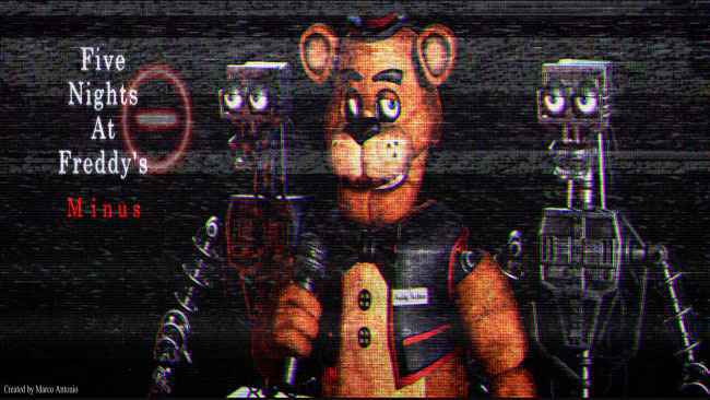 Five Nights At Freddy's Minus Free Download