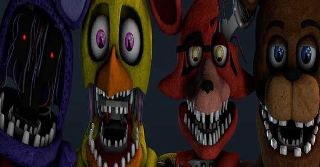 Five Nights at Freddy's: Warehouse download for pc