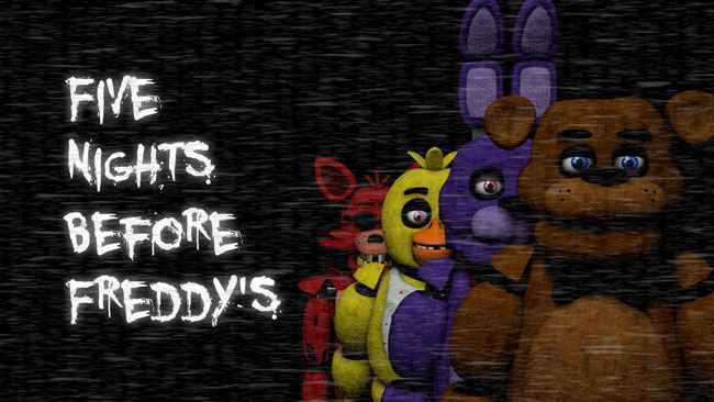 Five Nights Before Freddy's APK for Android Free Download