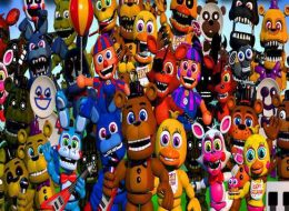 FNaF World Free Download