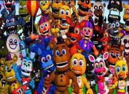 FNaF World DEMO Free Download