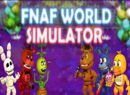 fnaf world simulator full game