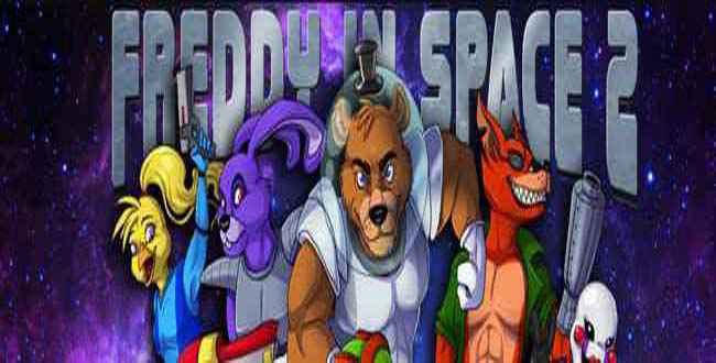 Freddy in Space 2 by realscawthon