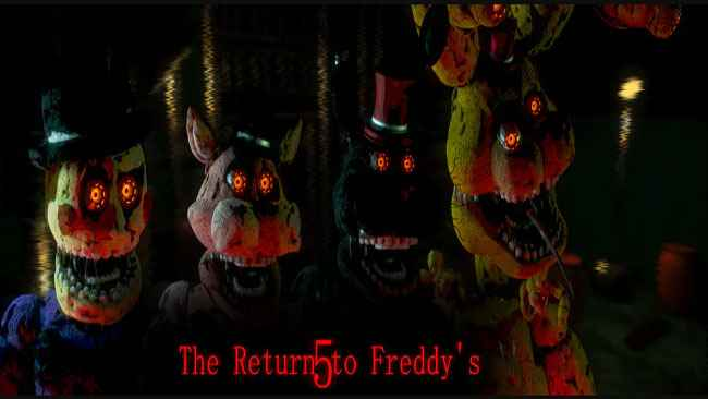 The Return to Freddy's 5 Free Download