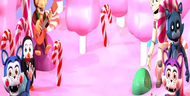 Five Nights at Candy's World: The Adventure Free Download