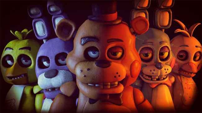 Five Nights at Freddy's APK For Android Free Download