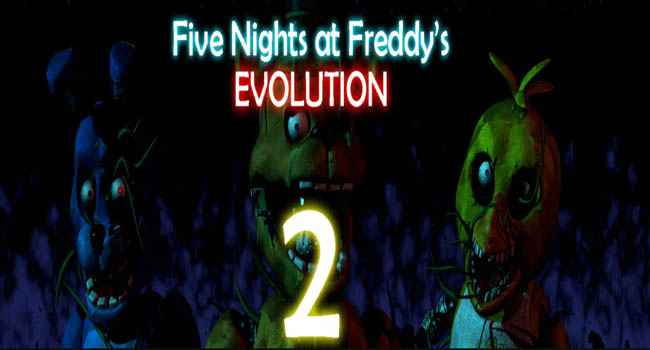 Five Nights at Freddy's Evolution 2 Free Download