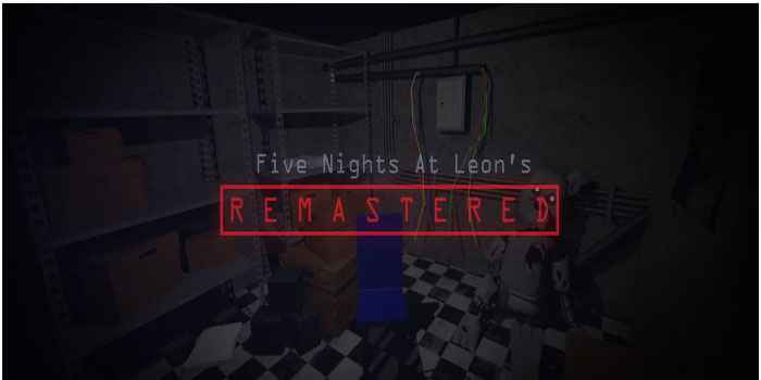Five Nights at Leon's: REMASTERED Free Download
