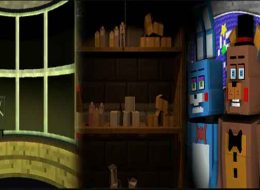 Five Nights in Minecraft: The Classic Collection Free Download