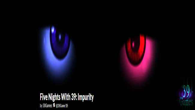 Five Nights With 39: Impurity Free Download