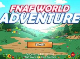 FNaF World: Adventure Free Download