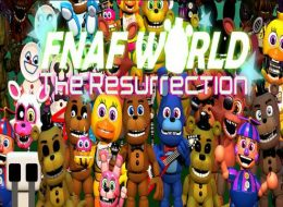 FNAF World: The Resurrection (Official) Free Download