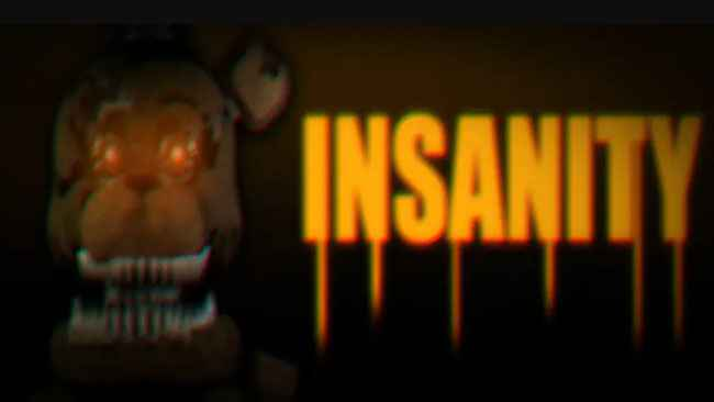 Insanity Free Download