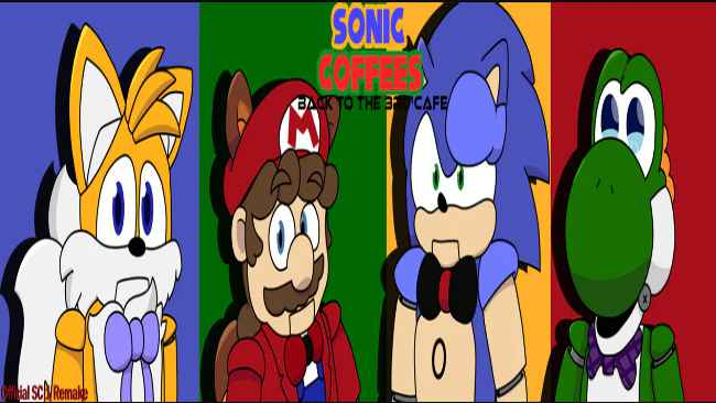 Sonic Coffees: Back to the 3rd Cafe Free Download