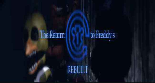 The Return to Freddy's | Rebuilt Free Download