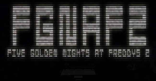 Five Golden Nights at Freddy's 2 Free Download