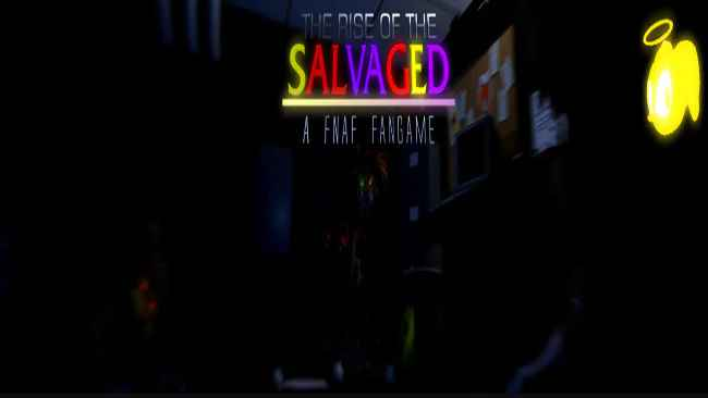 The Rise of the Salvaged (A FNaF Fangame) Free Download