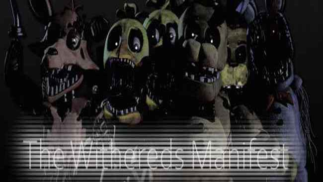 The Withereds Manifest Free Download